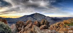 Panoramic Teide National Park by Vicente R. Bosch on 500px #CanaryIslands