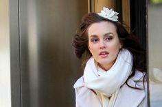 Blair Waldorf fascinator
