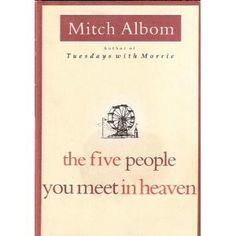 love Mitch Albom