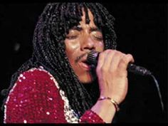 The funky Rick James feat. Teena Marie. Fire and Desire.
