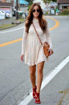 dinner date dress