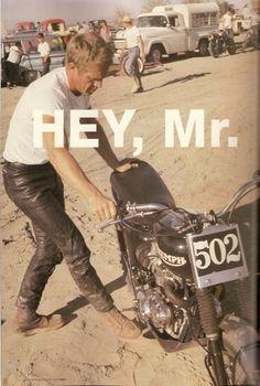 Hey Mr. McQueen