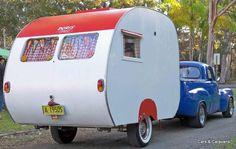 dori, glamp, dream, vintage caravans, vintag trailer
