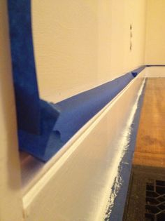 Tips for painting a room start to finish during a work week.