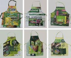 Reciclando bolsas de plástico en http://monkeyzen.com