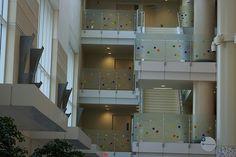 Riley Childrens Hospital by GRT Glass Design