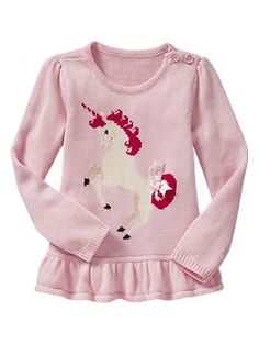 Unicorn sweater | Gap