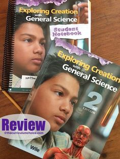 "~Don't miss the giveaway at the end!! My seventh grader is gaining a fantastic overview of science from Apologia General Science. ""... Be prepared to be awed and amazed with what the Creator has made for you!"""