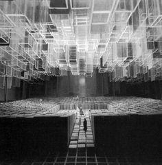 The Lyrical Theatre, Maurizio Sacripanti, Domus 437 April 1966