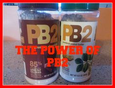 The Power Of PB2. What is PB2 and how to use it in recipes