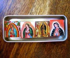 stick with the holy virgin (magnets)