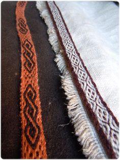 tablet woven by Aranyakanya.deviantart.com on @deviantART