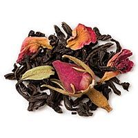 Rose Petal Black Tea from The Republic of Tea...aromatic and lovely