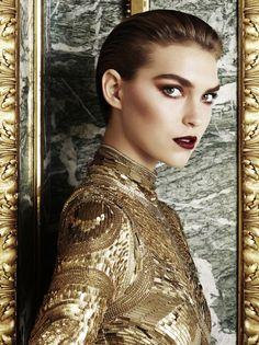 Arizona Muse (Russian Vogue, May 2011) / HEDI SLIMANE FASHION DIARY