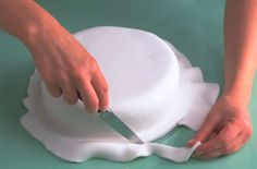 How To Decorate Cakes With Sugar Paste  Recipes Goodtoknow