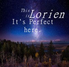 I Am Number Four - Lorien