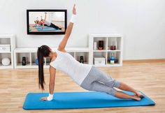 [Workout Plans] Relax And De-Stress Anywhere With The Lean It UP In-Home Yoga Workout