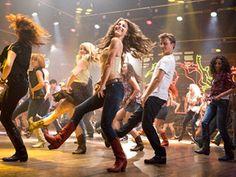 country line dancin!!