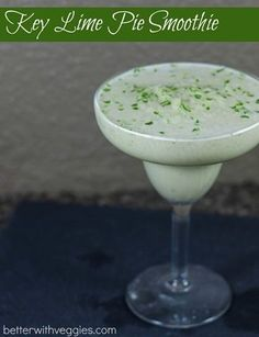 Key Lime Pie Smoothi