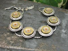 Shotgun Casing Jewelry  Bullet Jewelry  Authentic by thekeyofa, $70.00