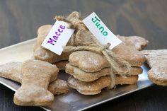 Homemade Dog Treats (recipe)    #dogs #treats #homemade