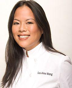 Celebrity Chef Lee Anne Wong