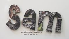 Mossy Oak Breakup Camo Hunting Nursery by FunkyLetterBoutique, $19.95