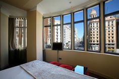 Habitación superior con vistas Vincci Capitol 4* (Madrid)