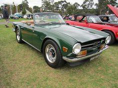 Triumph TR6 - 1970