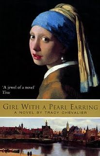 Girl With a Pearl Earring... great book