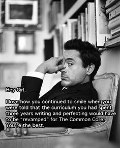 common core!