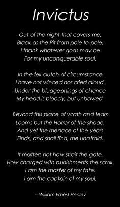 William Ernest Henley •