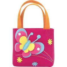 Felt craft handbag