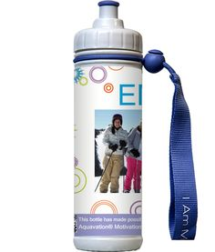 Family vacation on your water bottle! Cute, huh? http://store.aquavation.org