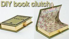 #DIY #crafts #book #fashion