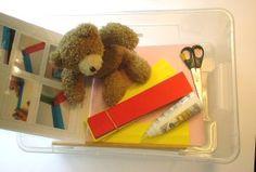Techniek in je klas - Ontdekdoos - Stoel voor beer