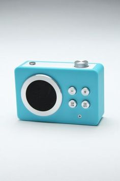 LEXON MINI DOLEMAN RADIO LIGHT BLUE