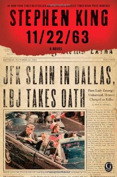 11/22/63: A Novel by Stephen King http://www.amazon.com/dp/1451627297/ref=cm_sw_r_pi_dp_Q9w9tb0RRVHKJ