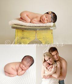 "Newborn Photo Ideas -- @Keri Whaitiri Meyers Photography ""Photographers Who Inspire"" interview."