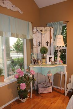 Decor ~ Romantic Country #4 on Pinterest