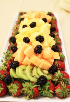 Budget Baby Shower Food | Planning A Baby Shower for A Friend