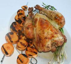 Rotisserie Chicken with Herbs Recipe