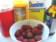 A shrub is a sweet and tangy syrup made by combining three basic ingredients: fruit, sugar, and vinegar.