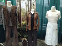 hunger games costume tour