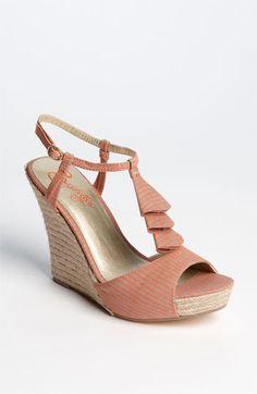seychell sandal, platform, maid shoe, bride maids, wedge shoes