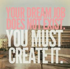 create entrepreneurship business job work career goals