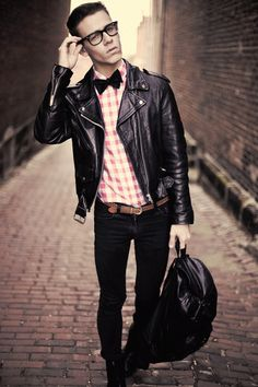 Bad Boy Style On Pinterest Men 39 S Country Style Ripped Jeans Men And Men Hipster