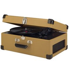 Old 45 record player.