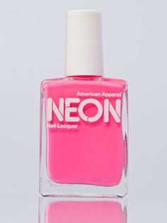 Neon Nail Polish = need