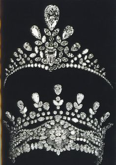 tiaras created for Barbara Hutton